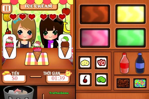 game Tiem kem tinh yeu hinh anh 2