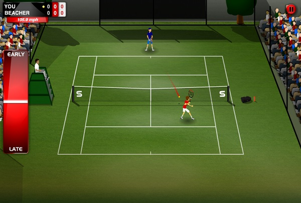 game Stick Tennis hinh anh 3