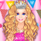 Game-Trang-diem-barbie-du-tiec