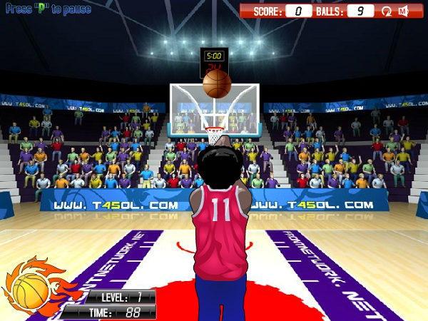 game Bong ro NBA cho pc