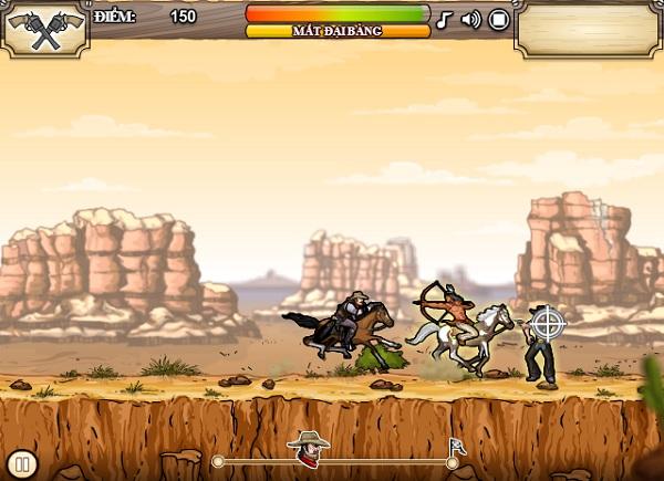 game Cao boi ban sung hinh anh 1