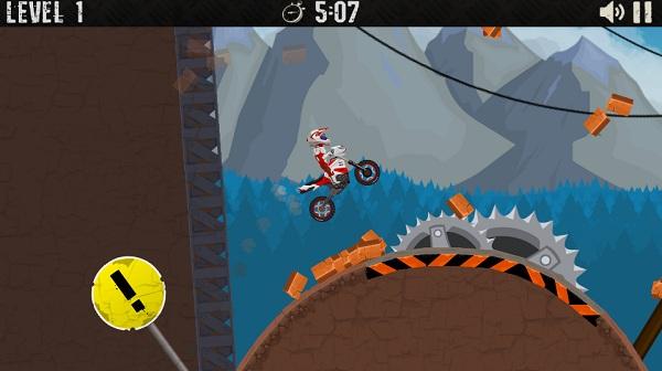 game Dua xe moto mao hiem hinh anh 1