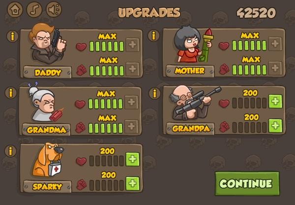 game Gia dinh mafia family rush