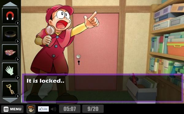 game Tham tu Nobita hinh anh 1