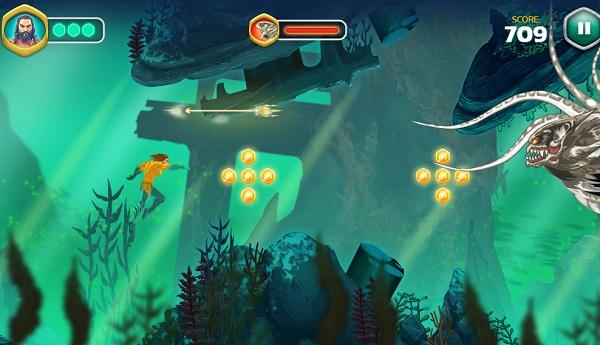 game Aquaman De vuong Atlantis hinh anh 3