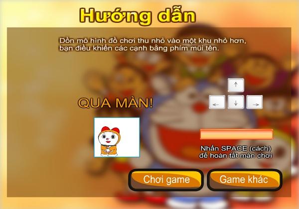 game Doremon don do choi hinh anh 1