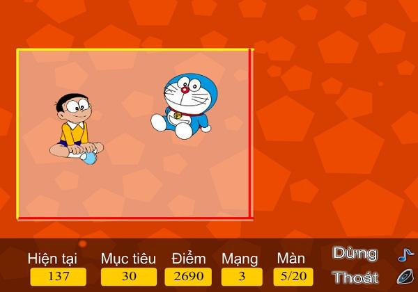 game Doremon don do choi hinh anh 3