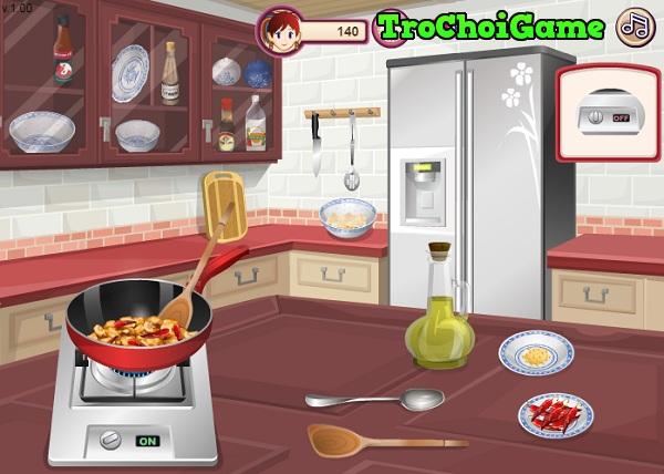 game Lam ga Kung Pao hinh anh 3