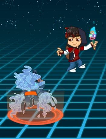 game Magikmon dai chien hinh anh 2