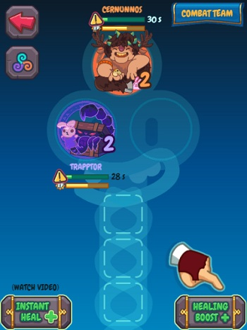 game Magikmon dai chien hinh anh 3