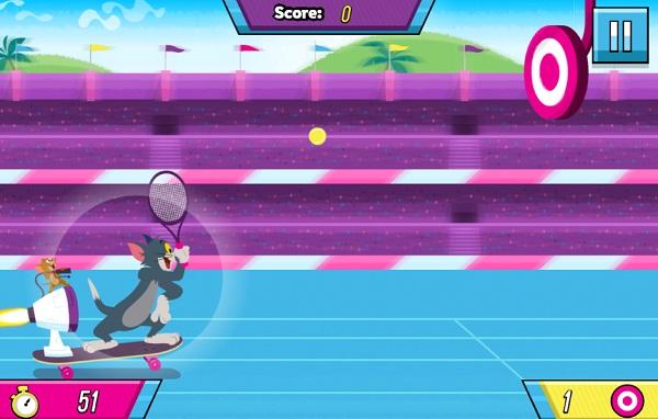 game Tennis sieu hang hinh anh 2