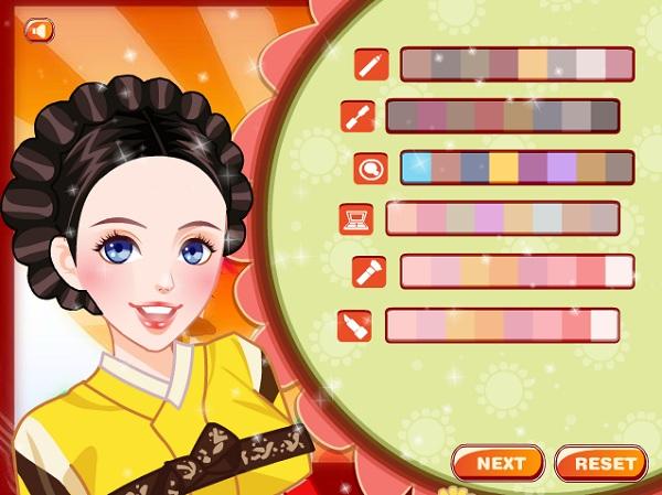 game Thoi trang Han Quoc hinh anh 1