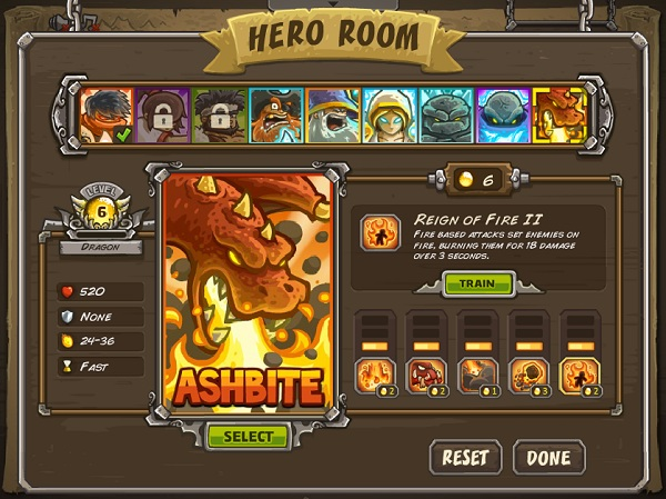 game Vuong quoc lam nguy 2 kingdom rush frontiers hacked