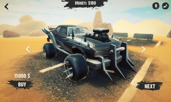 game Dua xe dien 3D hinh anh 2