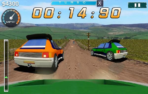 game Dua xe Rally 3D hinh anh 2