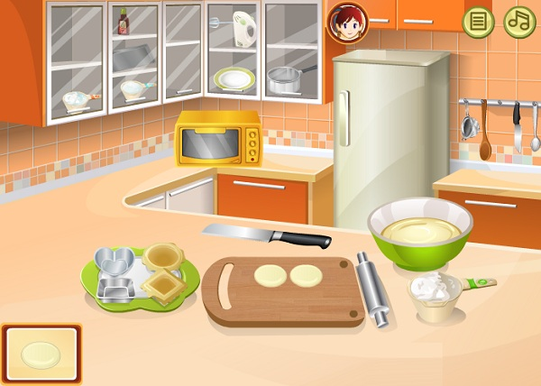 game Lam banh trung nuong hinh anh 2