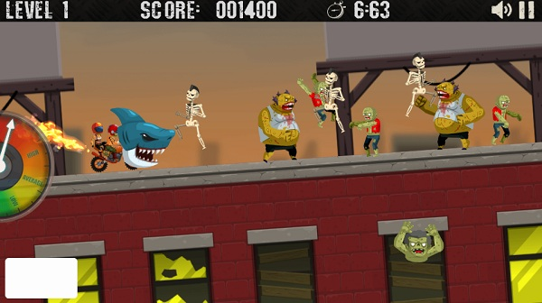 game Moto diet zombie hinh anh 2