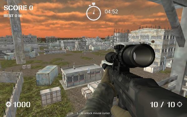 game Nhiem vu ban tia 3D hinh anh 1
