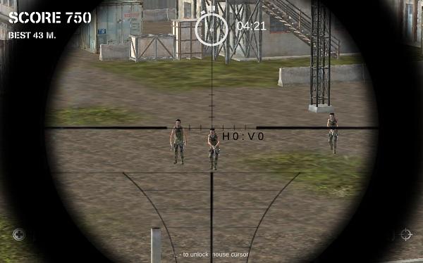 game Nhiem vu ban tia 3D hinh anh 2
