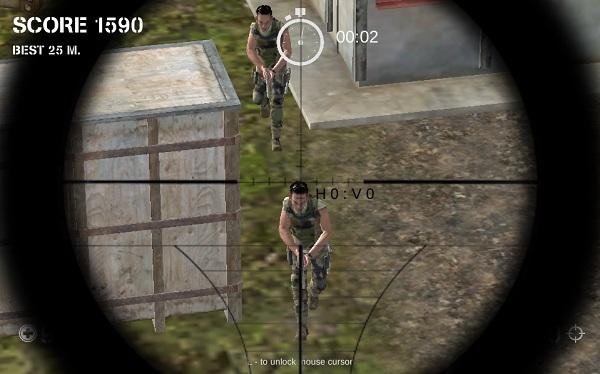game Nhiem vu ban tia 3D hinh anh 3