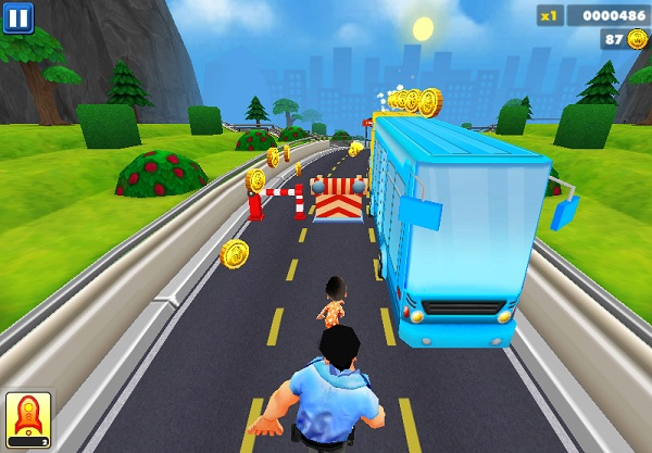 game Subway Surfers 2019 hinh anh 1
