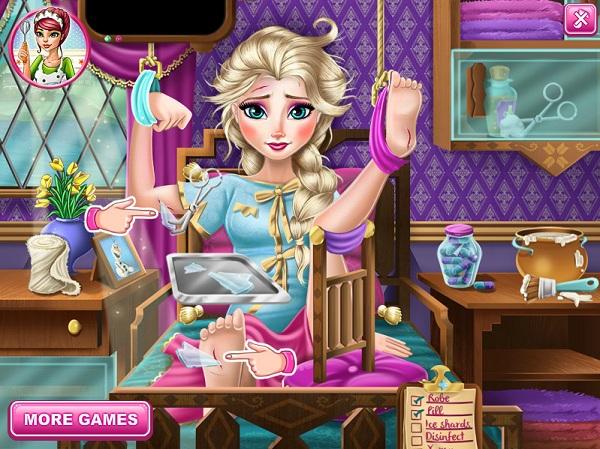 game Tri thuong cho Elsa hinh anh 1