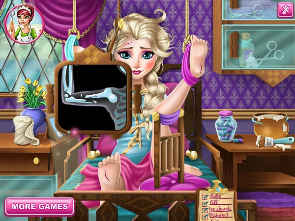 game Tri thuong cho Elsa hinh anh 2