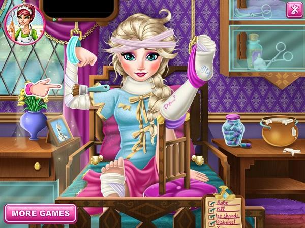 game Tri thuong cho Elsa hinh anh 3