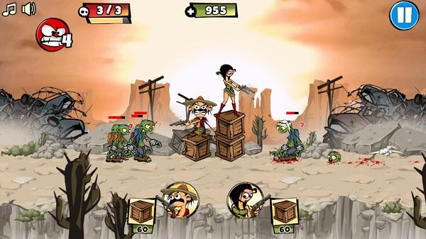 game Xay thap chong zombie 2 hinh anh 1