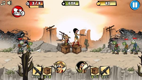 game Xay thap chong zombie 2 hinh anh 3