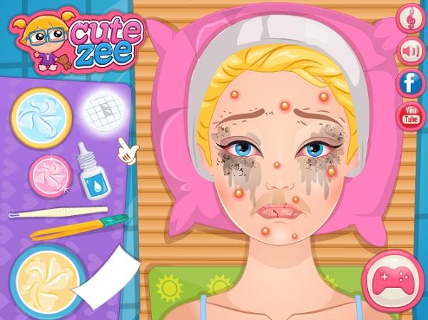 game Barbie chia tay Ken hinh anh 1