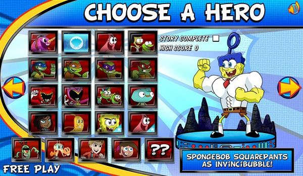 game Super Brawl 4 hinh anh 1