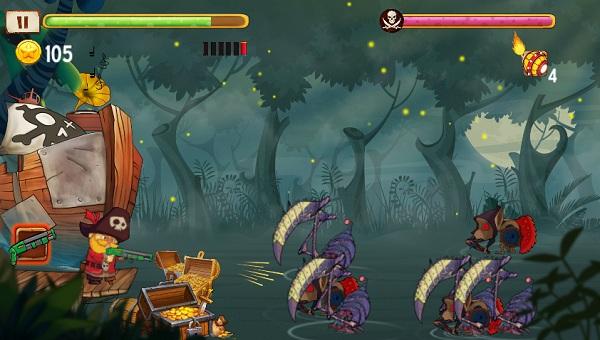 game Cuop bien vs Zombie hinh anh 1