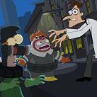 Perry bảo vệ thành phố