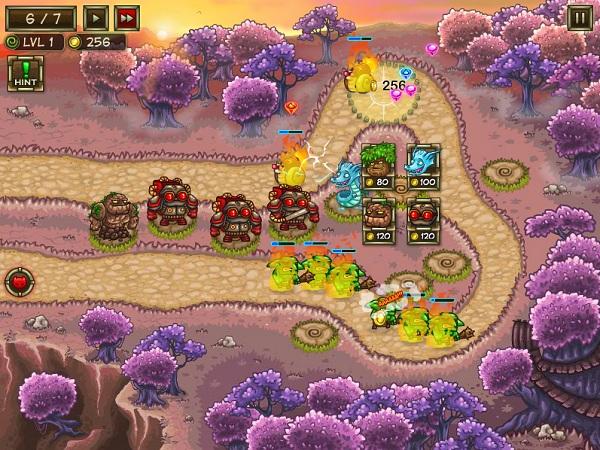 game Bao ve khu vuon phep thuat 3 hinh anh 2