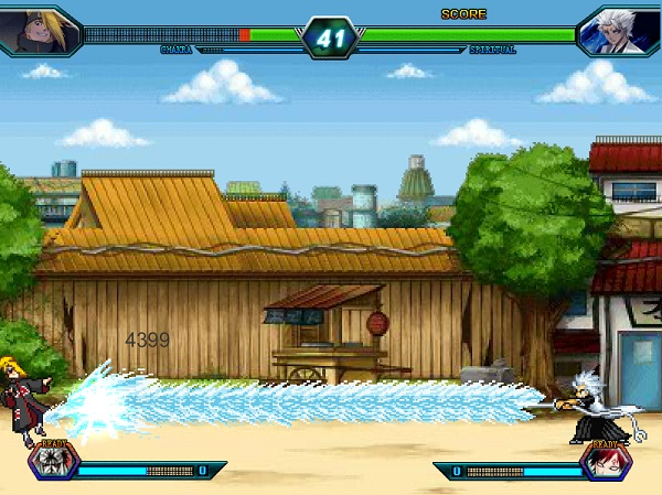 game Bleach vs Naruto 3.3 hinh anh 3