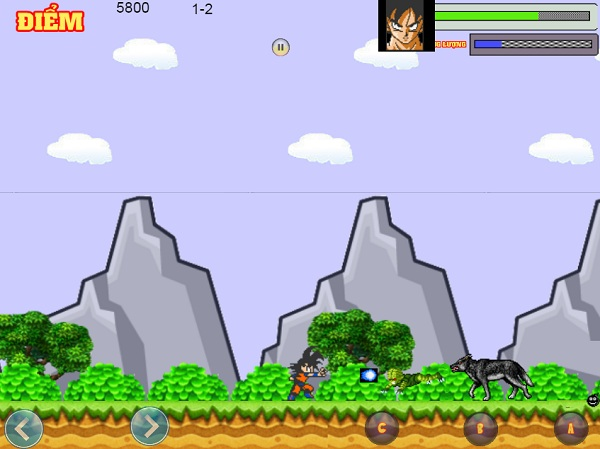 game Dragon Ball phieu luu 3 hinh anh 2