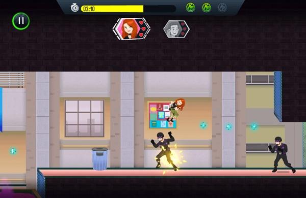 game Kim Possible: Nhiem vu bat kha thi hinh anh 1