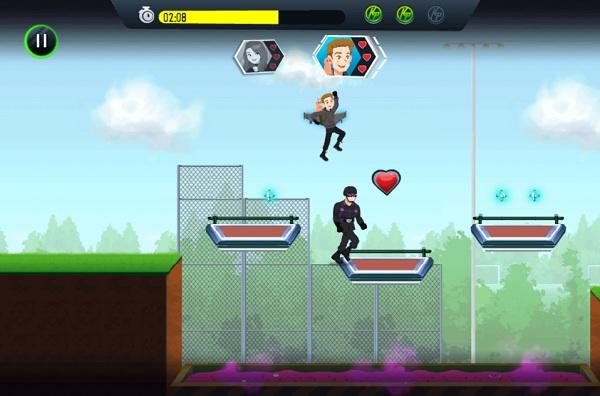 game Kim Possible: Nhiem vu bat kha thi hinh anh 2