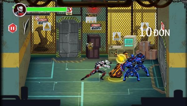 game Nguoi Kien va Chien binh Ong hinh anh 3