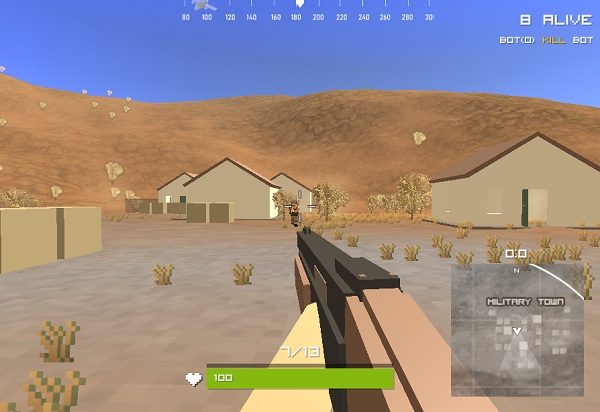 game PUBG Minecraft hinh anh 4