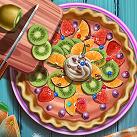 Bánh ngọt nhân trái cây