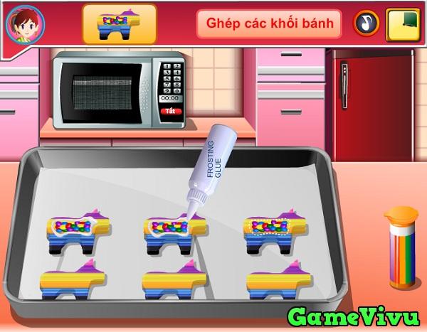 game Banh nuong ky lan hinh anh 3
