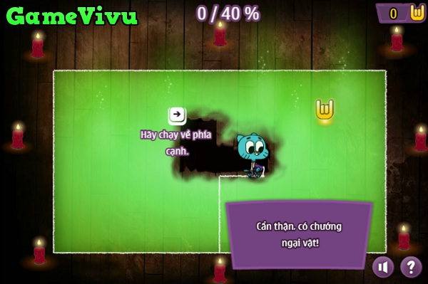 game Gumball tru ma hinh anh 1