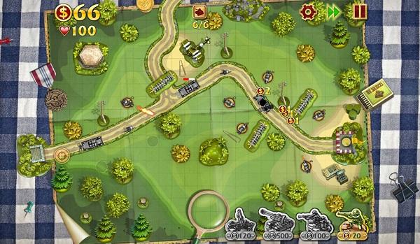game Linh nhua hinh anh 1