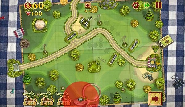 game Linh nhua hinh anh 2
