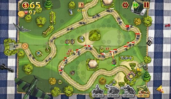 game Linh nhua hinh anh 3