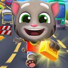 Mèo Tom chạy đua
