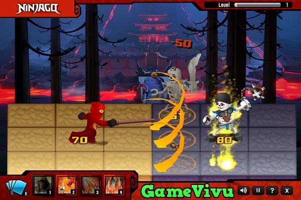 game Ninjago danh nhau hinh anh 2