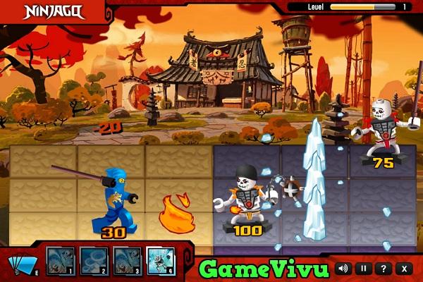 game Ninjago danh nhau hinh anh 4